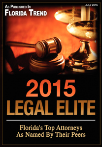Wendy Aikin, Legal Elite 2015